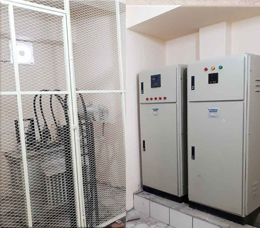 150 KVA Substation Sultan Tower